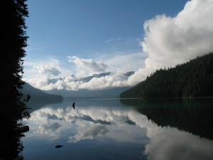 cheakamus lake, 28 July 2008