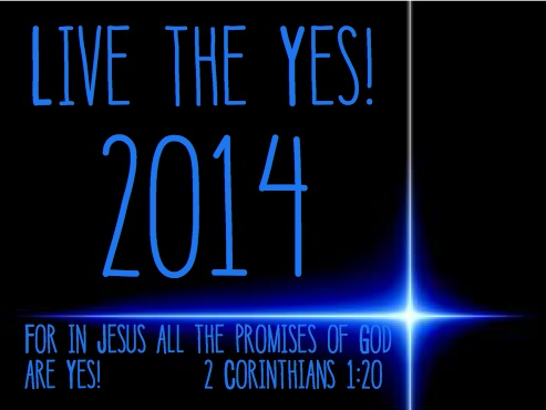 Live the Yes! 2014
