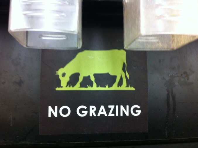 No Grazing