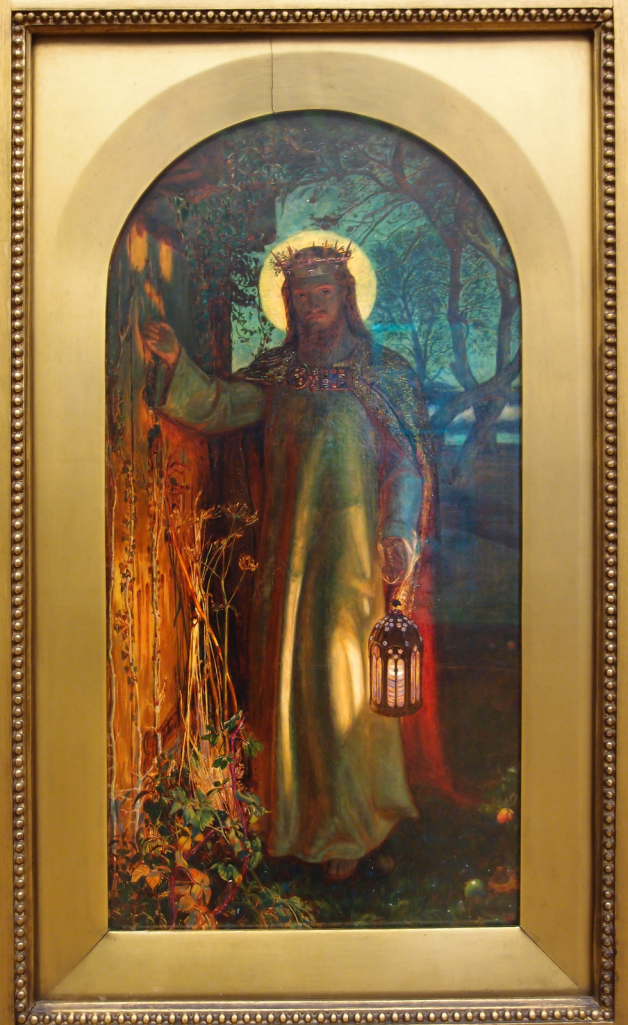 Light of the World, William Holman Hunt