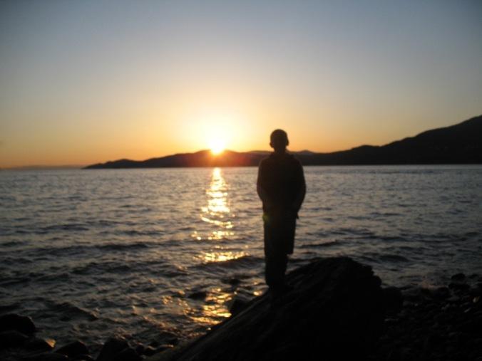 Sunset 3rd Beach