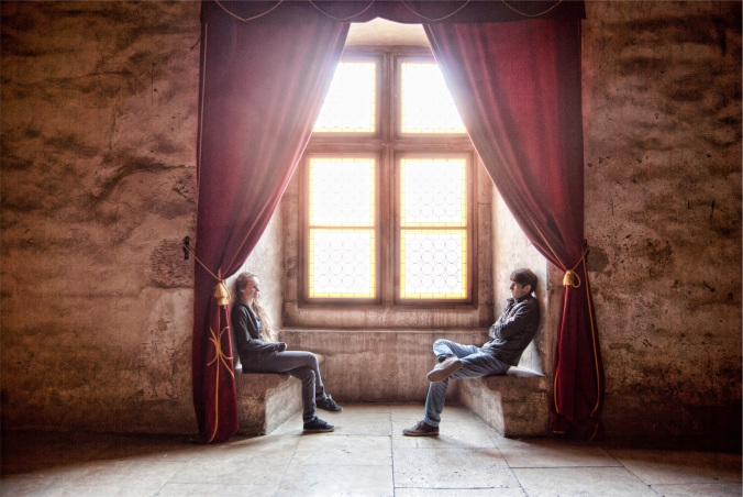 conversation - photo credit - David Marcu