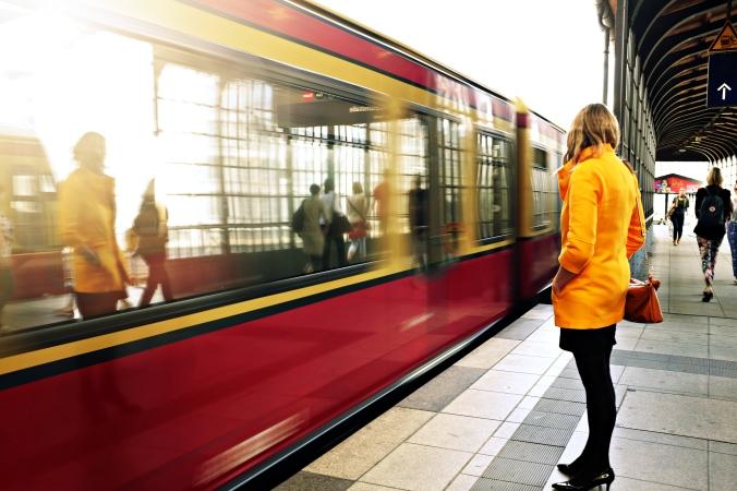 Life-of-Pix-free-stock-photos-subway-girl-reflection-macnicolae